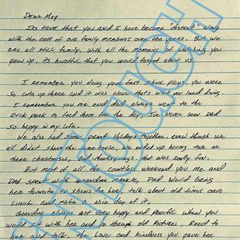 Thomas Markle Jr writes letter asking for wedding invite 5