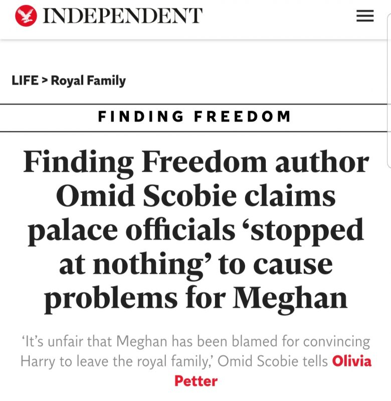 Courtiers stopped at nothing to cause problems for Meghan