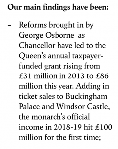 Finance Reforms
