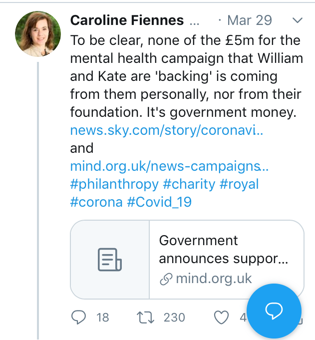 5 Million Charity Fund