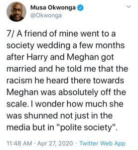 Racist Polite Society