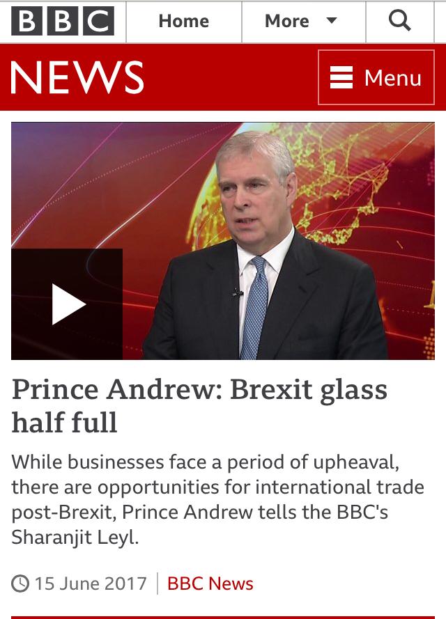PrinceAndrewBrexit