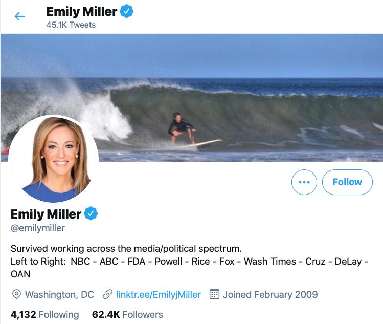 Racist Karen Emily Miller Attacks Meghan Markle